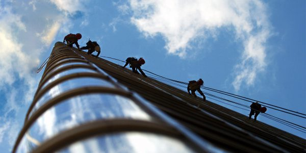Industrial Rope Access ( IRA)