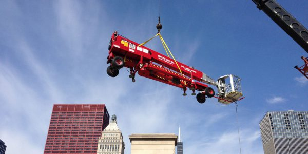 Custom Aerial Lift Installations